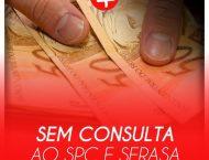 Como fazer e onde fazer empréstimo pessoal sem consulta ao SPC e Serasa