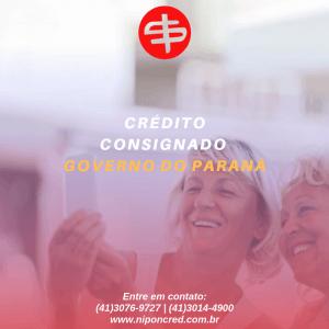 Crédito Consignado Governo Paraná